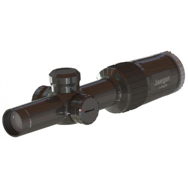 Оптический прицел YUKON Jaeger 1-4x24 X01i