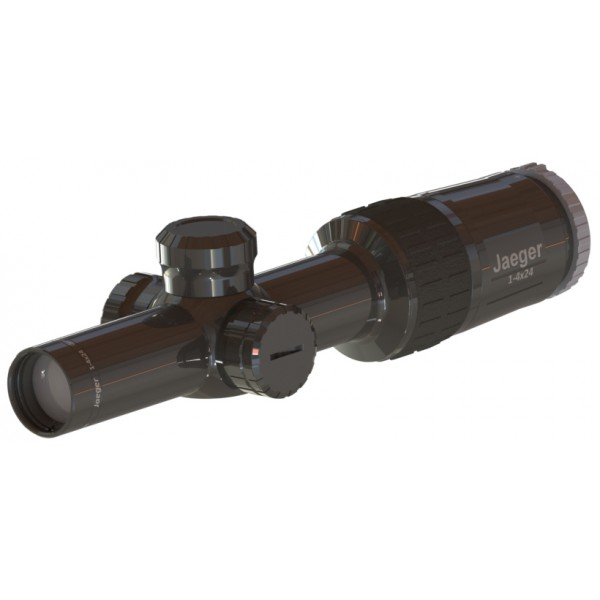 Оптический прицел YUKON Jaeger 1-4x24 T01i