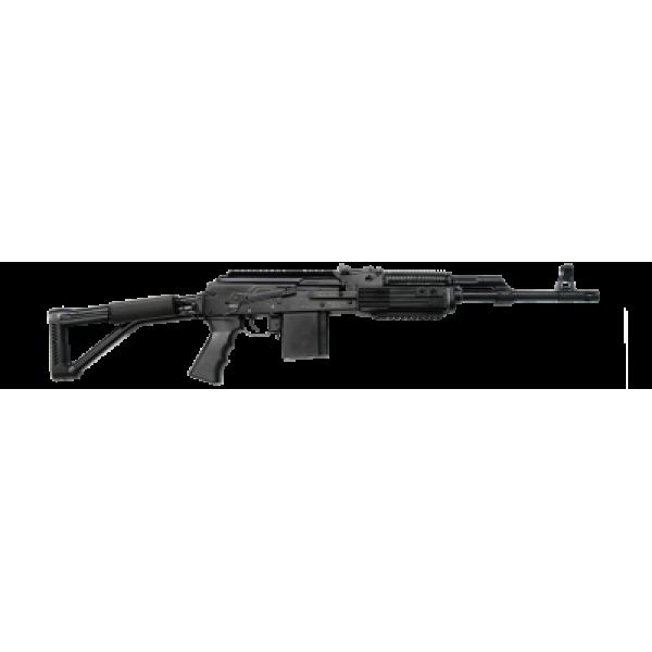 Самозарядный карабин Вепрь 1В ВПО-127, складной приклад кал .308 Win  L-420