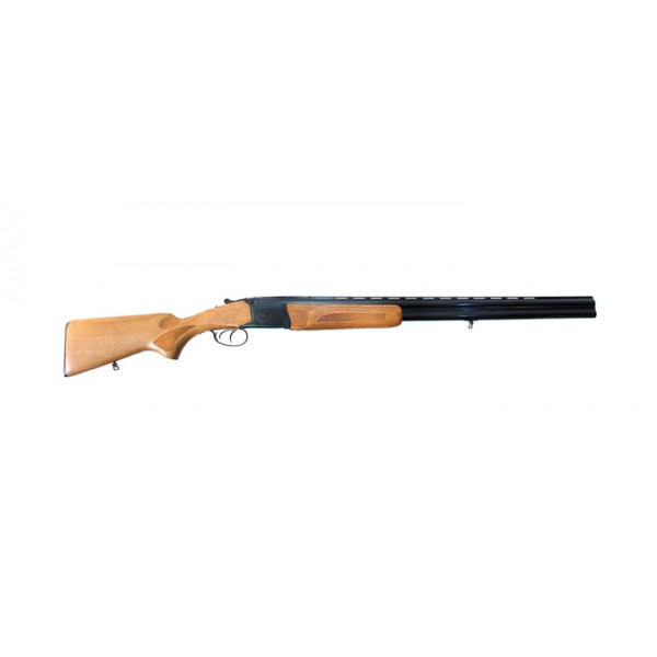 Двуствольное ружье МР-27М фикс.чоки,бук, L-725 кал. 12/76