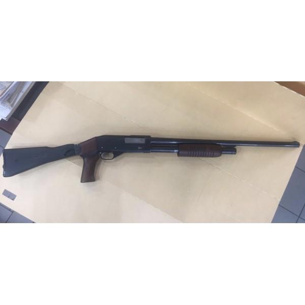 Гладкоствольное оружие ИЖ-81