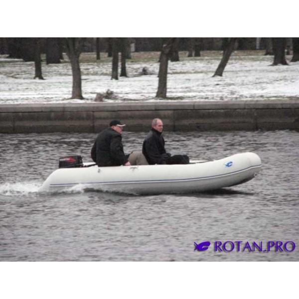 Надувная лодка Ротан 380