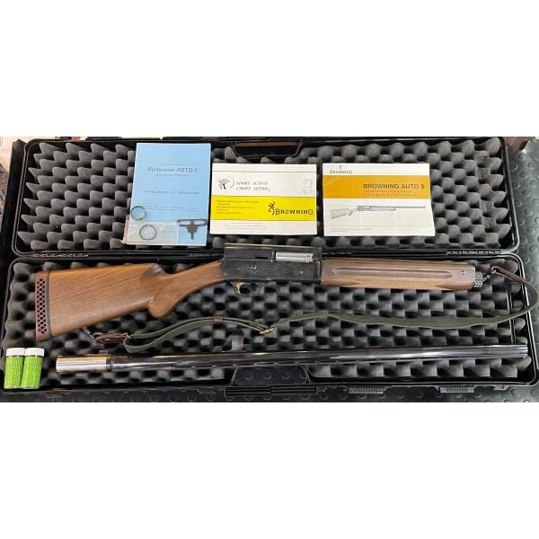 Ружье Browning Auto-5 кал.12х70